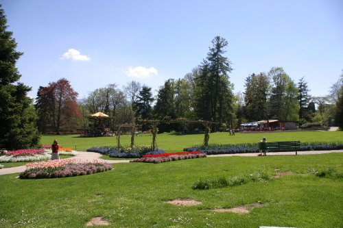 Helenepory une petite visite gen ve for Jardin botanique geneve