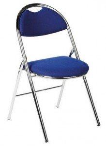 Pour un ameublement de bureau moderne chaise-en-tube-chrome-219x300