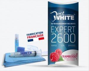 Un blanchiment dentaire chez soi avec JustWhiteStore.fr ! kit-blanchiment-dentaire-300x239